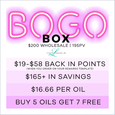 The BOGO Box is the best way to buy your BOGOs.