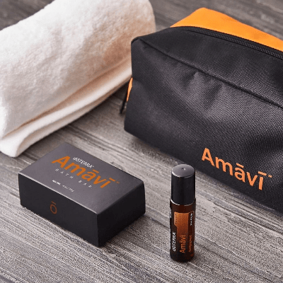 Father's Day Gift Idea: Both exotic and earthy, the aroma of Amāvī Touch and the Amavi Moisturizing Bath Bar works synergistically with each individual's chemistry to create an elevating personal aromatic experience
