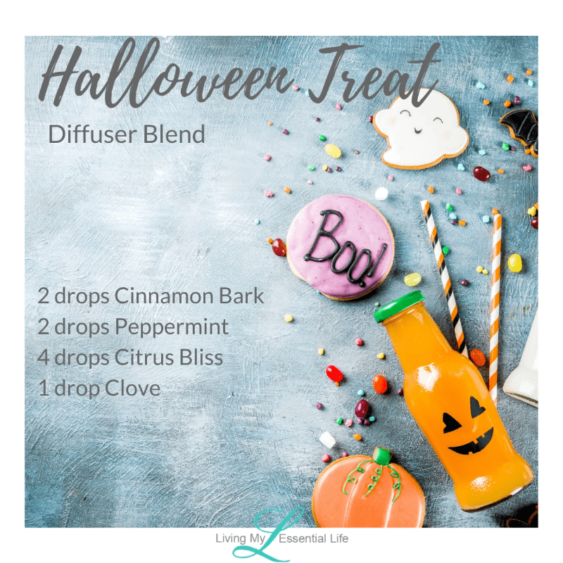 Top 12 Halloween Diffuser Blends - Halloween Treat