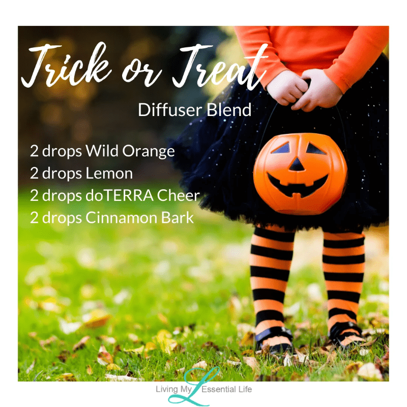 Top 12 Halloween Diffuser Blends - Trick or Treat