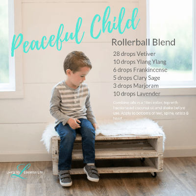 peaceful child roller blend to help with out of control toddler emotions