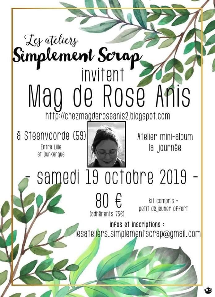 sponsor Margaux  creation - Les ateliers simplement scrap