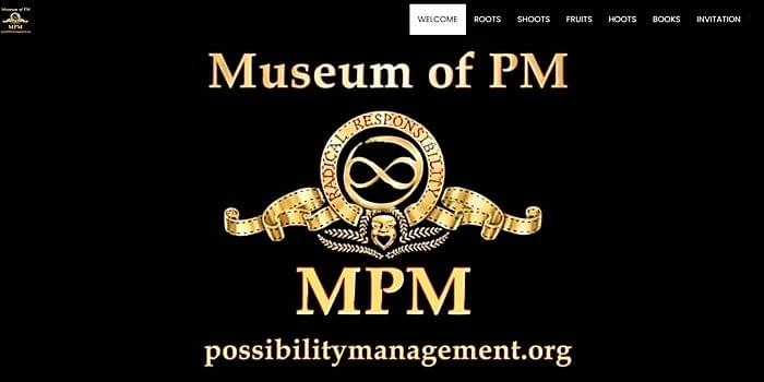Museum of Possibility Management, MPM,  StartOver.xyz, Possibility Management
