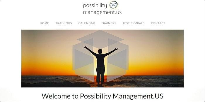 Paul Rogers, Anette Schuster, Possibility Management USA