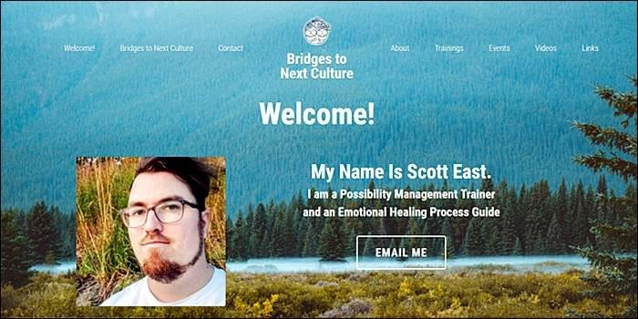 Scott East, Possibility Trainer, Possibility Management