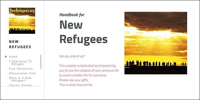 Possibility Managers, New Refugees, StartOver.xyz, Possibility Management