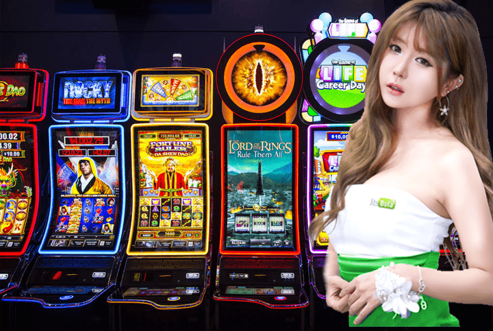 Memahami mesin slot dan cara memainkannya