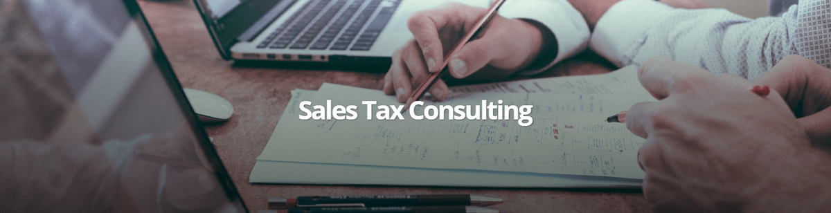 sales tax consultants CA