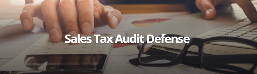 sales tax audit defense CA