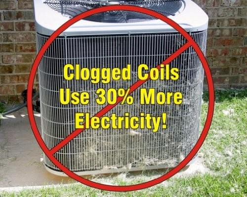 Air Conditioners will loose about 10% of their efficiency each year without proper Cleaning, Maintenance and Tuning?  re.