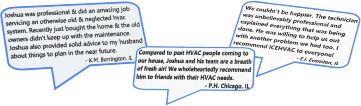 The Reviews are In, the Barrington people have spoken and they like what they see from Indoor Climate Experts HVAC