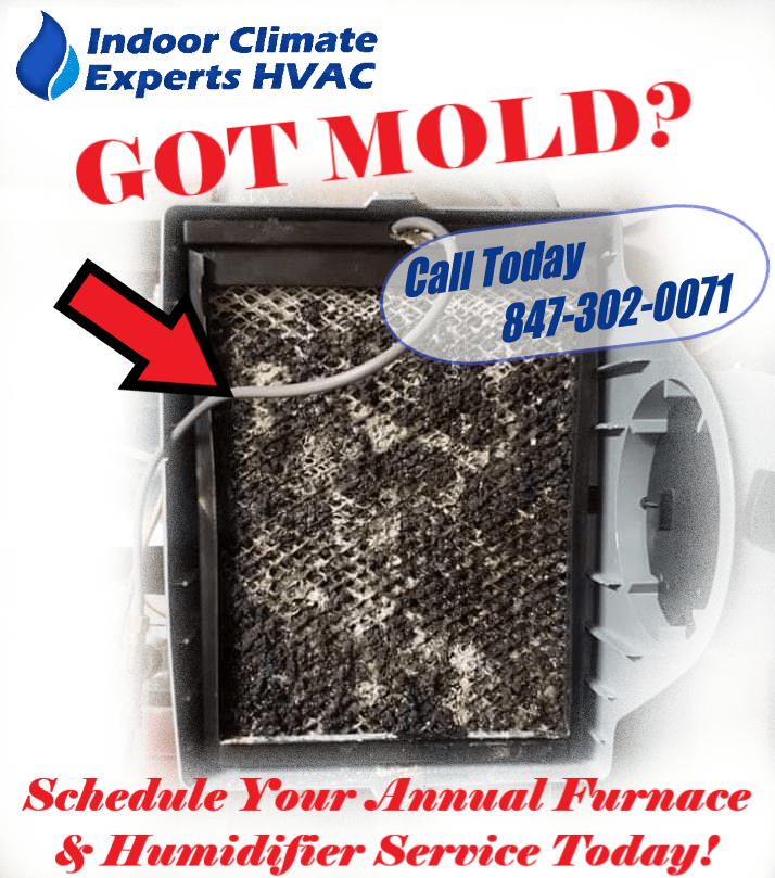 Humidifiers are a vital part of keeping you, your family and your home safe throughout the cold winter months. Call today to schedule your annual maintenance with Indoor Climate Experts HVAC