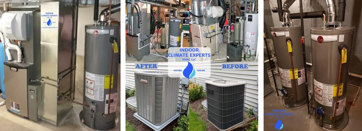 Our NATE Certified Service & Installation Technicians Specialize in; High-Efficient Heating & Air-Conditioning, Fresh Air Ventilation, Duct-work, Humidification & A Variety Of Holistic Air Purification Solutions.