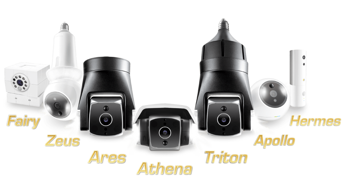 biometric analytic security cameras for amaryllo
