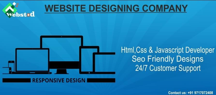 Website Desinging company in Faridabad