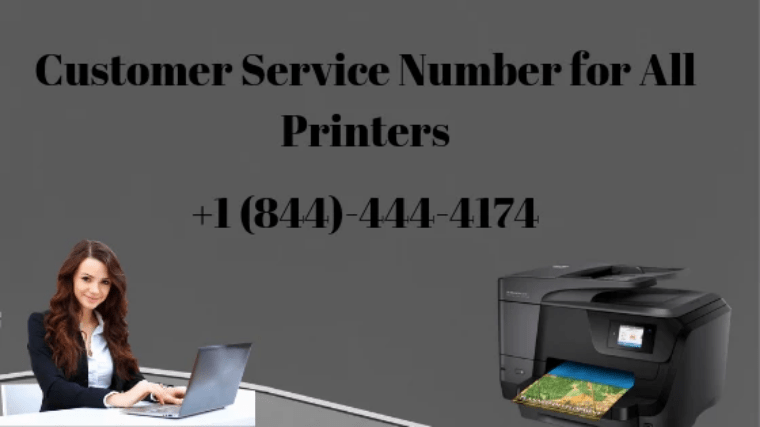 Customer Service Number for All Printers