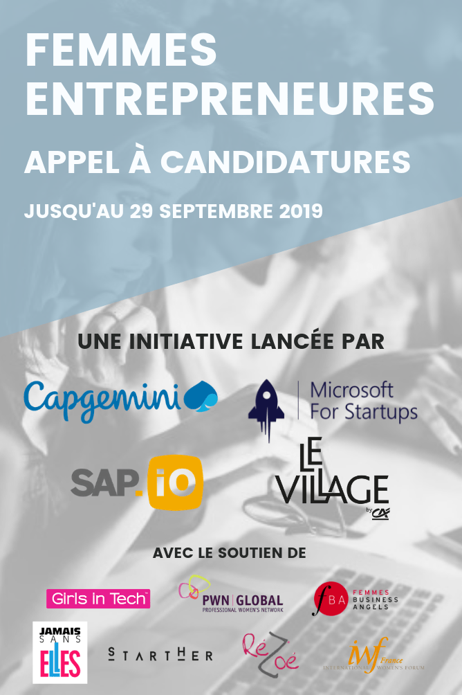 startups, village by ca, candidature village by ca, village by ca paris, startups france, entrepreneurs