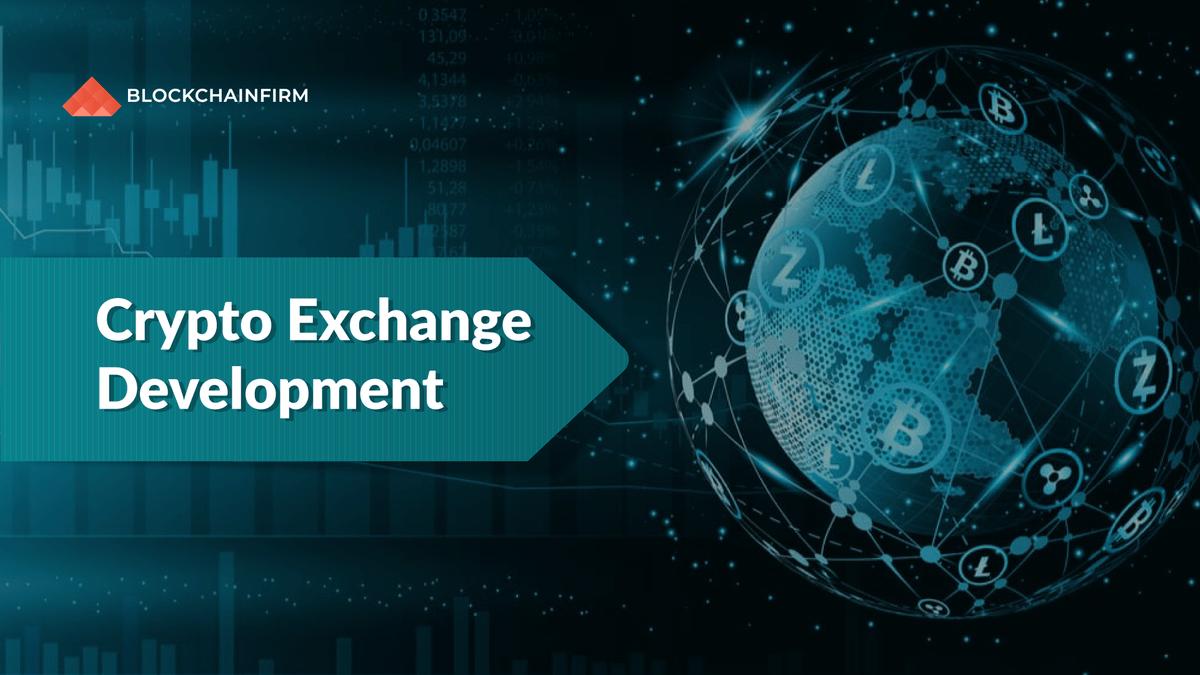 Cryptocurrency Exchange Platform Development