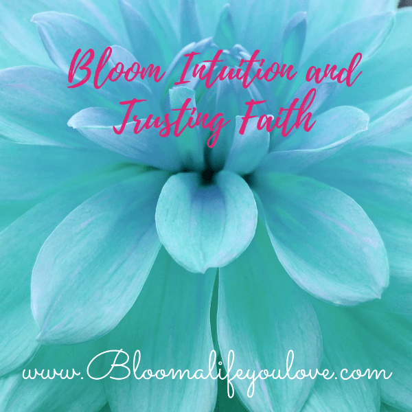 Bloom Intuition and Trusting Faith