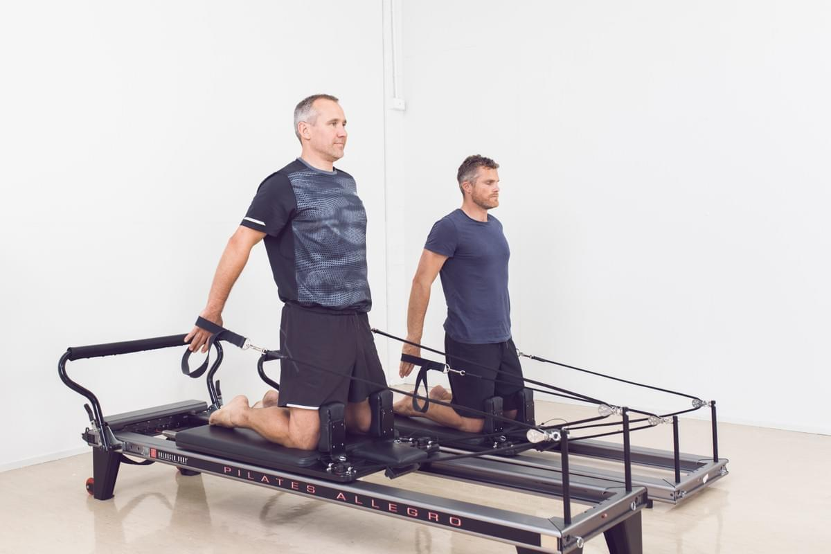 Pilates reformer classes launceston