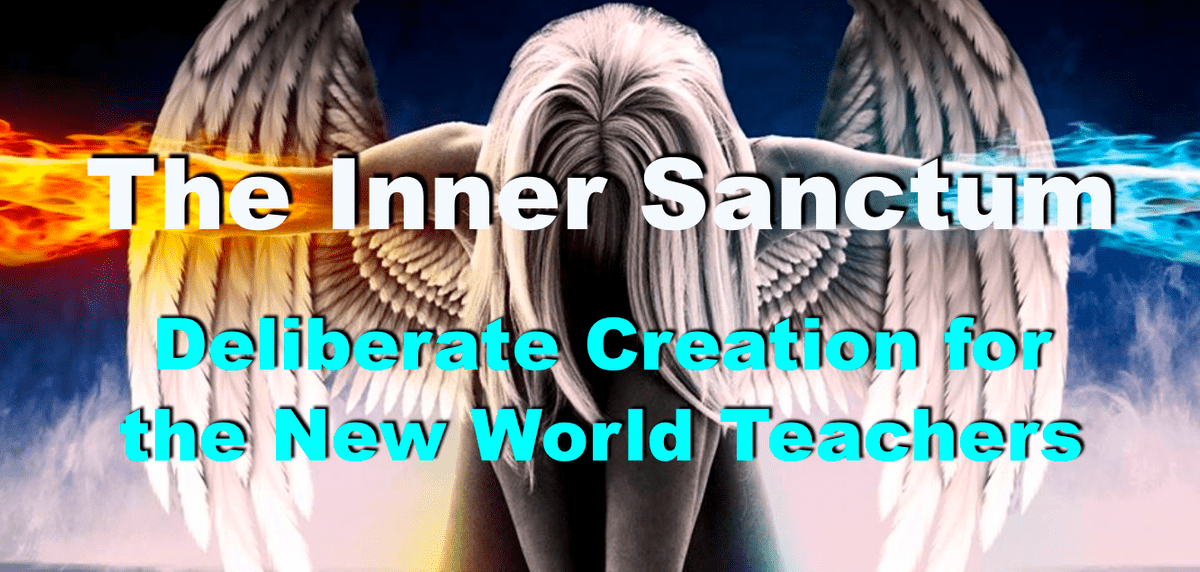 The Inner Sanctum Monthy webinars for the new world teachers