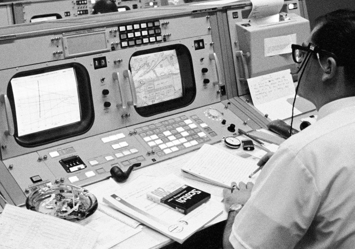 Sy Liebergot was near the end of his shift on April 13, 1970 when he requested a routine stir of Apollo 13's O2 tanks. The rest is history..