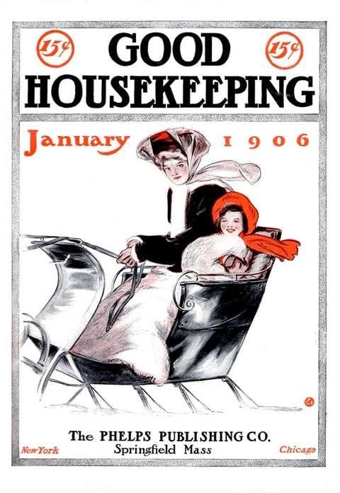edward-penfield-good-housekeeping-cover-january-1906