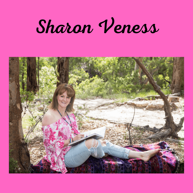 Energy Artist | Award winning business | Sharon Veness | Art Therapy | Creativity Coach | Kids Art Classes