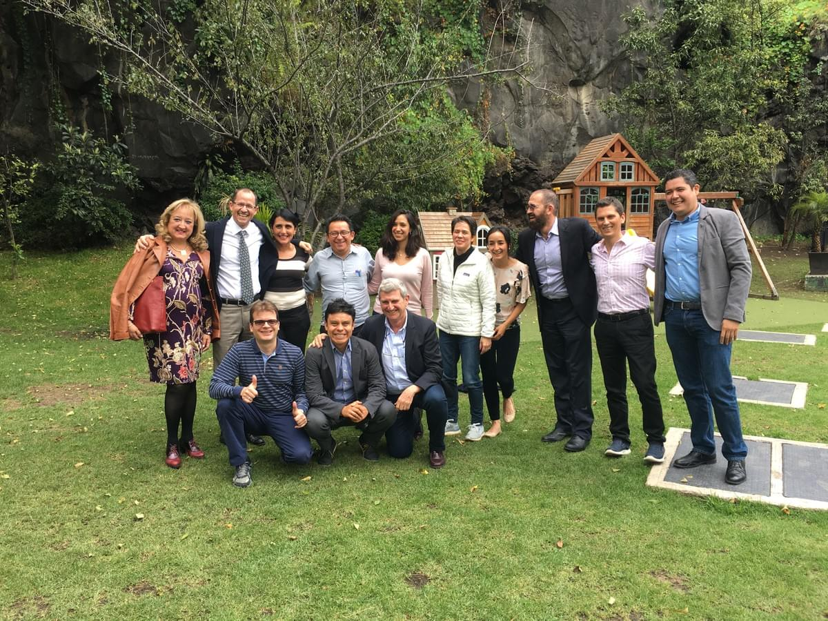 Coursera 3rd Anniversary, Mexico City, October 2018