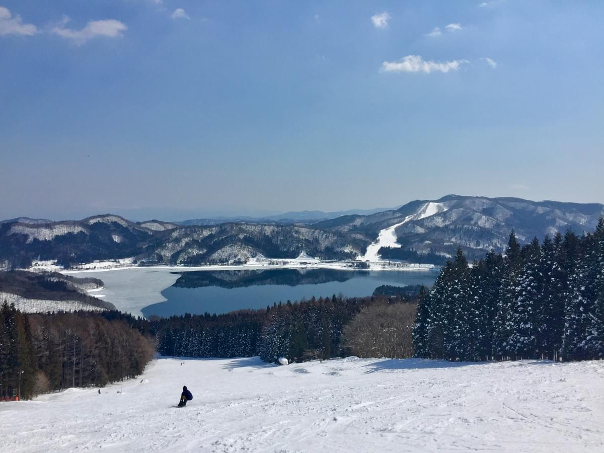 Sanosaka - Lake View - Hakuba