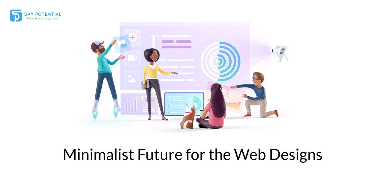 Here Is the Minimalist Future for the Web Designs