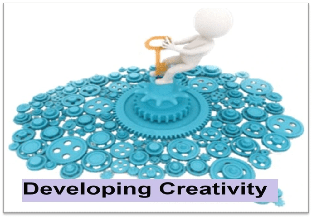 Dr. Tina Talks Work - Developing Creativity, Soft skills Development
