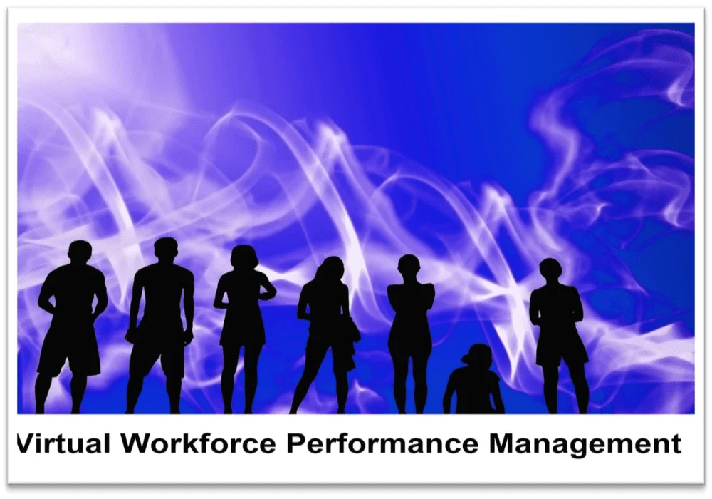 Dr. Tina Talks Work - Virtual Workforce Performance Management, Soft skills Development
