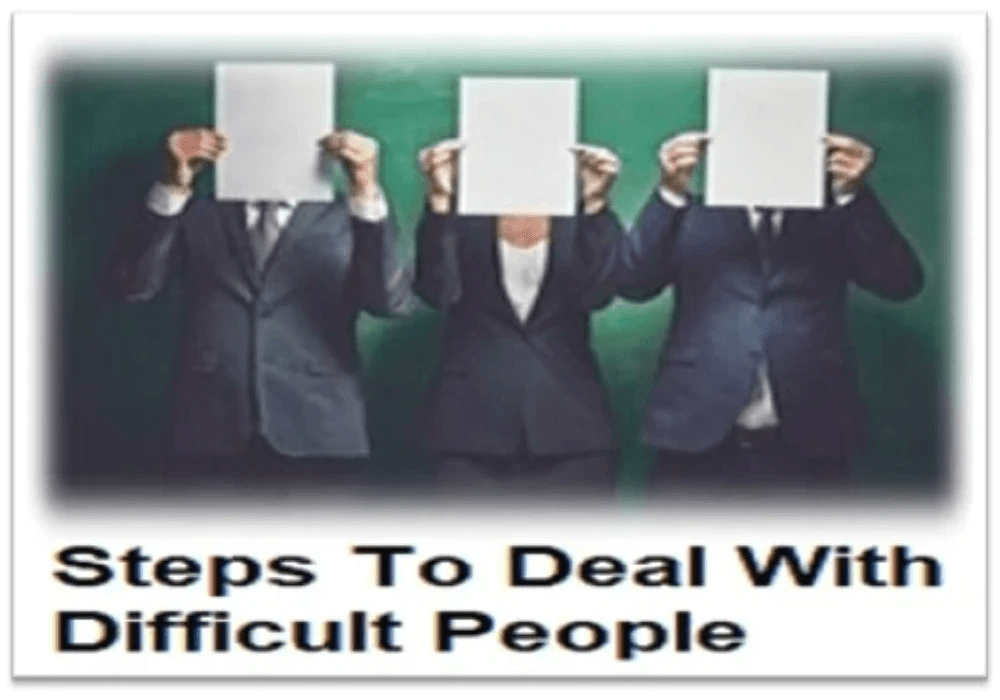 Dr. Tina Talks Work - Steps to Deal with Difficult People, Soft skills Development