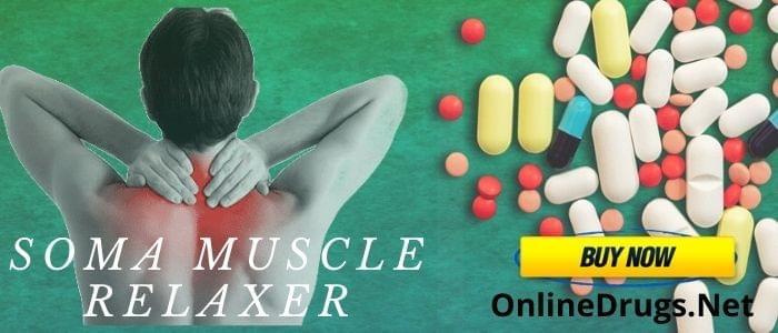 Buy Soma Online Overnight To Treat Pain
