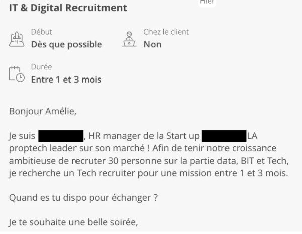 HAPPY RECRUTEUR DEVENIR RECRUTEUR FREELANCE INDEPENDANT RECRUTEUSE RECRUTEMENT