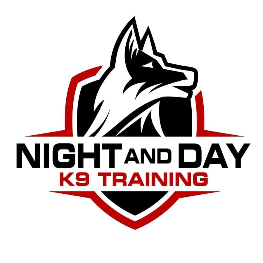 Night and Day K9 Training logo