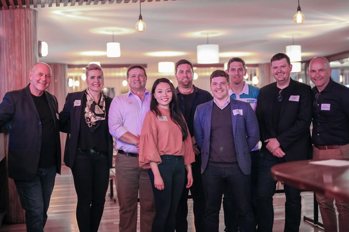 SEVENmile Newcastle Business Centre joint pitch night held July 24, 2019 in Manly