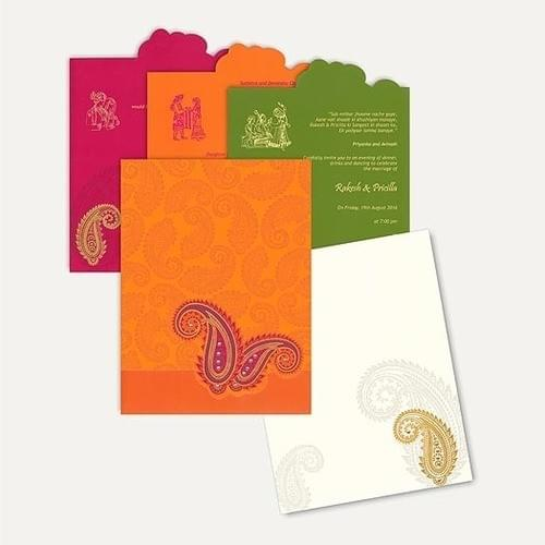 Order Sikh Wedding Invitation Online – Get An Impressive Evite In Just A Couple Of Hours