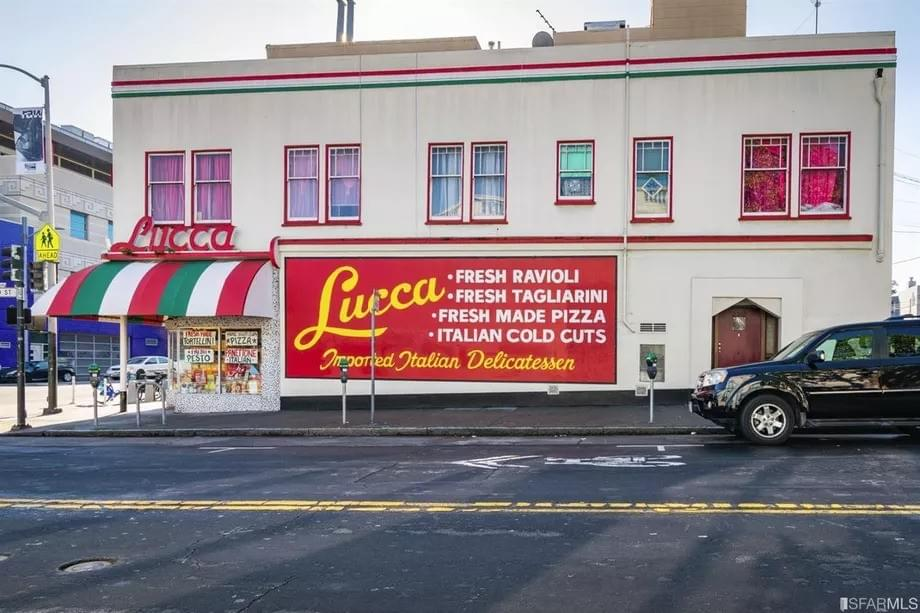 ANOTHER SF INSTITUTION NO MORE