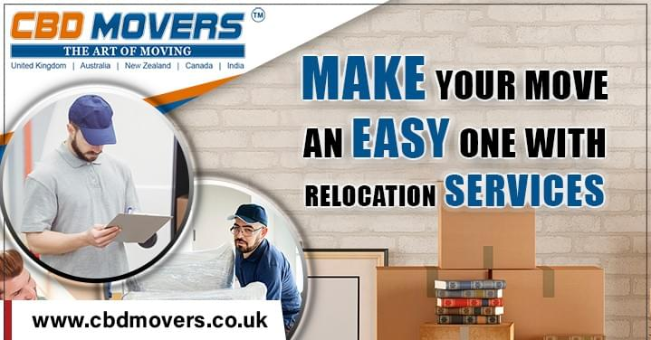 Movers and Removals Central London