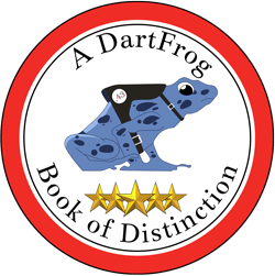 DartFrog Book of Distinction Award