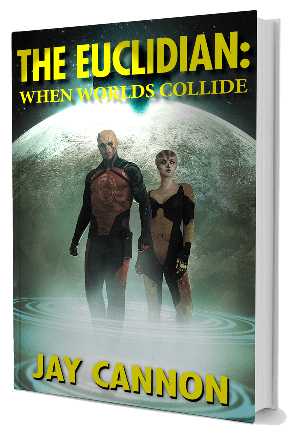 The Euclidian: When Worlds Collide by Jay Cannon
