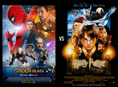 spiderman-harrypotter