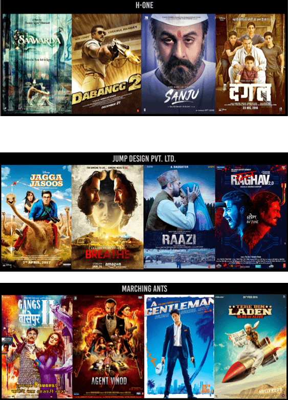 Bollywood-Film-Posters