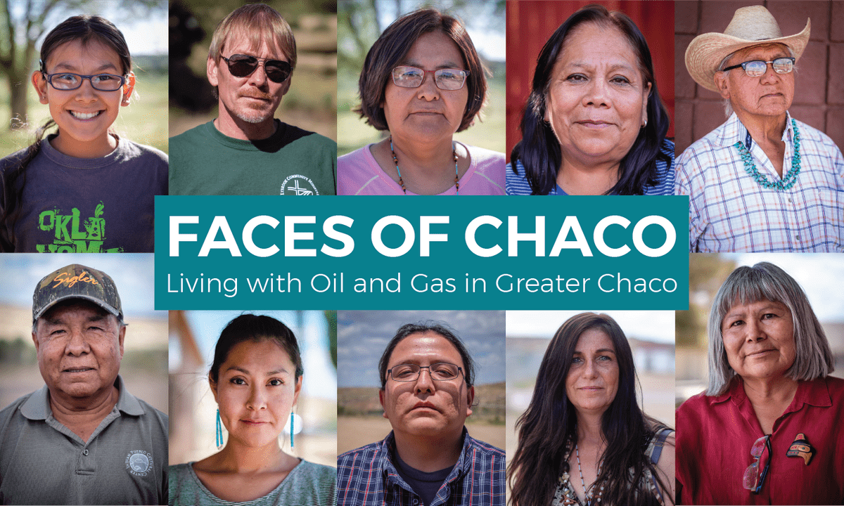 Faces of Chaco