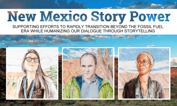 New Mexico Story Power