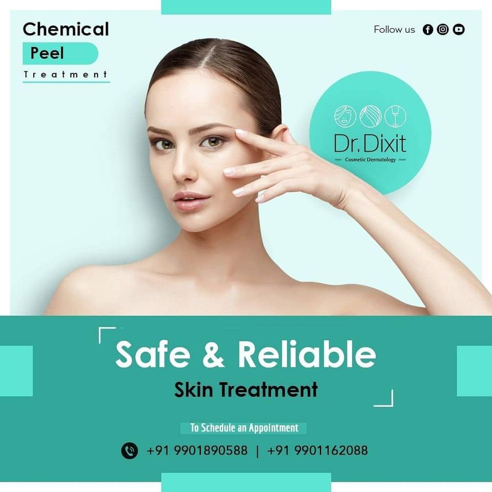 Chemical Peels Cost in Bangalore