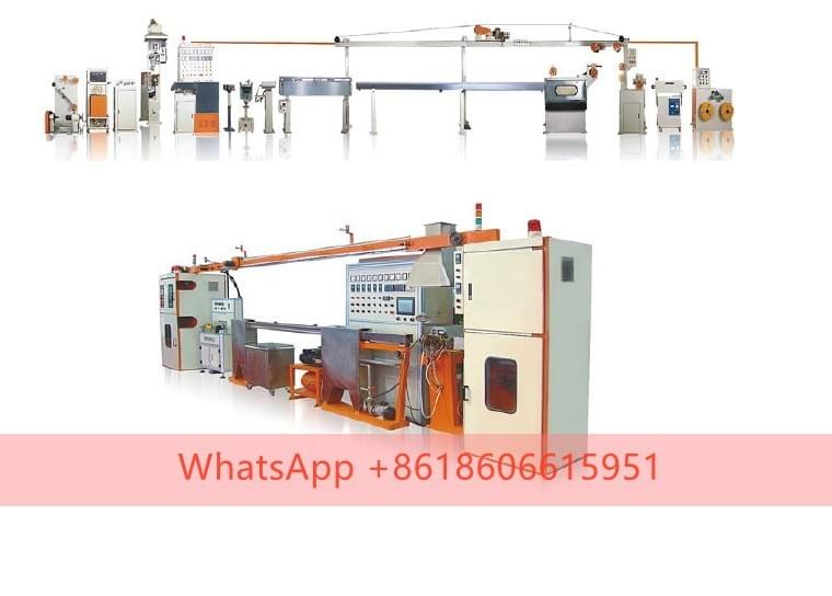Ningbo Capstaner Technology Co.,Ltd. APPLICATION: Teflon Extrusion Line is designed for FEP/ PFA/ ETFE TEFLON. The line consists of tension controlled pay-off pre-heater,extrusion hoist, cooling through, haul-off device, take-up,control system with simple and safe operations.