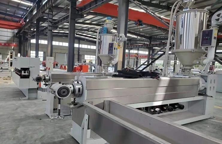 inner sheath co-extrusion line machine